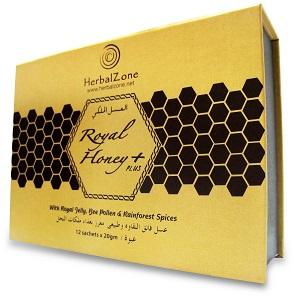 Royal Honey For Him (Wooden Packaging)