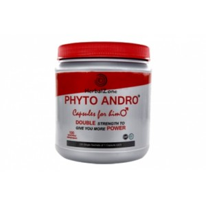 Phyto Andro Double Strength (100 Capsules)